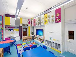 Teaching Interior Design by Classroom Design Envoplan