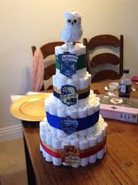 harry potter diaper cake harry potter themed baby shower