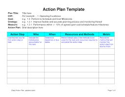 plan samples