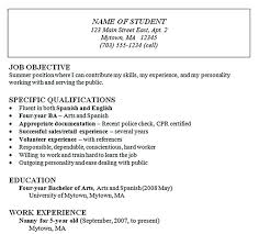 Chronological Resume Templates 100 Spanish Resume Template Www Trendresume Com Wp Content