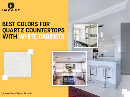 best quartz colors for white cabinets what is the best color for quartz countertops with white