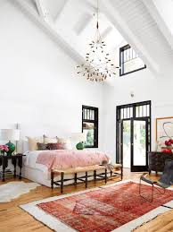 home decorating inspiration from a home decorated with black paint