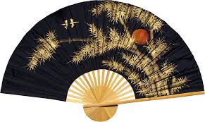oriental fans wall decor chinese wall fans