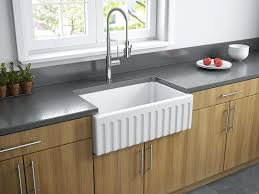 Standard Width Of Kitchen Cabinets by What U0027s The Right Sink Size For Your Kitchen Abode