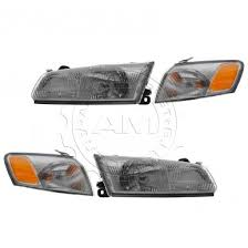 1999 toyota camry headlights toyota camry headlight assemblies at am autoparts