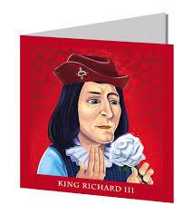 king richard iii lorraine stylianou