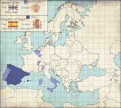 Blank Map Of Spain by Image Blank Map Of Iberia Png Thefutureofeuropes Wiki Fandom