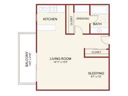top view floor plan oak creek apartments stanford r de