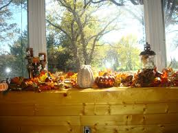 28 window decorations for fall now our window is bright gypsie my fall window decorations inspired by dina manzo rhonj