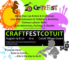 craftfest in cotuit cape cod life
