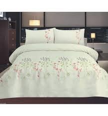 500 thread count egyptian cotton duvet cover set white