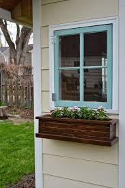 how to build a window flower box kruse u0027s workshop how to build flower boxes