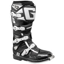 gaerne sg12 motocross boots gaerne sg12 boots black off road from custom lids uk