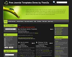 joomla 3 templates free environmental care free joomla template from themza