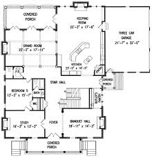 house plans with keeping rooms southern style house plan 5 beds 5 50 baths 5693 sq ft plan 54 132