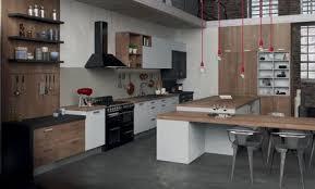 cuisine contemporaine cuisine contemporaine moderne chic urbaine côté maison