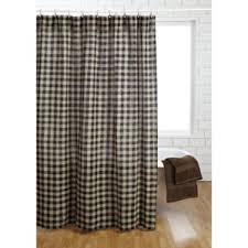 Green And Brown Shower Curtains Shower Curtains Birch Lane