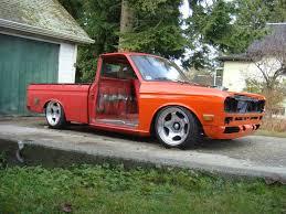 slammed datsun truck sweet static body dropped datsun 521 infamous nissan hardbody