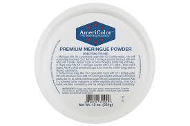 premium meringue powder 10 oz americolor corp