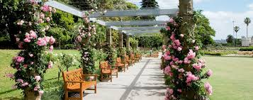 English Garden Pergola by Royal Botanic Garden Venue Hire