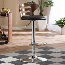 Adjustable Bar Stools Home Decorators Collection Industrial Mansard Adjustable Height