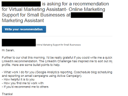 how to give a top quality recommendation on linkedin simplicity