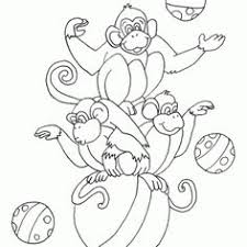 pin cathy coloriage cirque