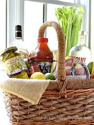 bloody gift basket bloody gift basket