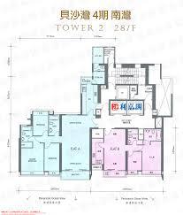 Bel Air Floor Plan by Ricadata Phase 4 Bel Air On The Peak Residence Bel Air