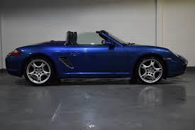 Porsche Boxster 2 7 987 Convertible 2dr Motors Of Real Excellence
