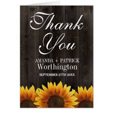 western thank you cards invitations greeting photo cards zazzle