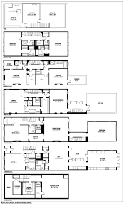 Townhouse House Plans by Beautiful Design Ideas 7 New York City Townhouse Floor Plans Upper