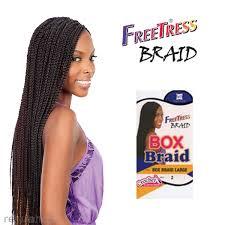 pre braided crochet hair crochet box braids pre braided creatys for