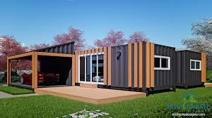 sch19 2 12m x 3 4m shipping container granny flats eco home