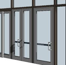 Metal Curtain Wall Curtain Wall With Door Decorate The House With Beautiful Curtains