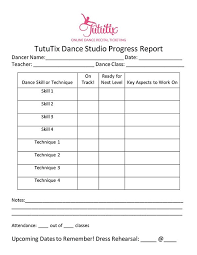 check out report template the progress report how to progress
