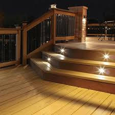 millennium led recessed deck lights dekor the deck store online
