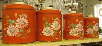 colorful kitchen canisters found in ithaca 27 colorful kitchen canisters dealer 10