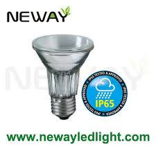 5 watt e27 led par20 flood light bulbs waterproof ip65 smd5730
