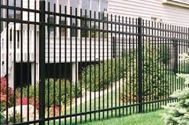 steel fencing mn