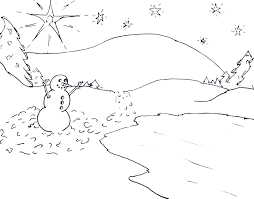 100 winter coloring pages free printable sledding coloring
