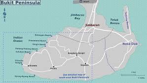 Map Of Bali File Bali Bukitpeninsula Large Scale Map Png Wikimedia Commons