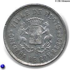 chambre du commerce blois 5 centimes chambre de commerce blois 41 notgeld
