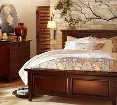 Bed Frame And Dresser Set Hudson Bed Dresser Set Pottery Barn