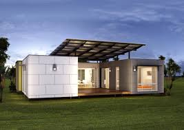 containers houses modern home concept