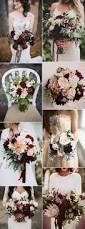 Best Flowers For Weddings Best 25 Burgundy Wedding Flowers Ideas On Pinterest Burgundy