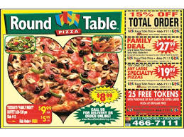 round table pizza coupons 25 off round table coupons san jose american eagle coupon codes march 2018