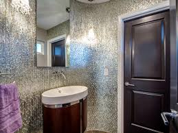 Bathroom Mosaic Tile Designs by Enchanting 60 Metallic Bathroom Ideas Decorating Design Of