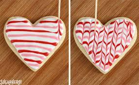 valentine s valentine s day sugar cookies sugarhero