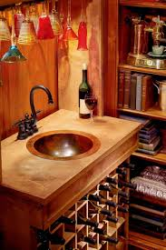 Copper Bar Sinks And Faucets Bar For The Home Can Take Many Forms Winnipeg Free Press Homes